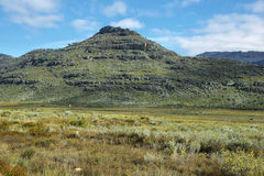 Mountain landscape in Cederberg Stock Images