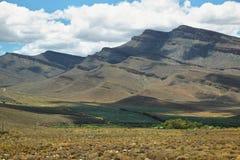 Mountain landscape in Cederberg Stock Photo