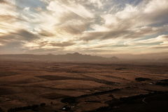 Mountain landscape in Cederberg. Nature reserve, South Africa Stock Image