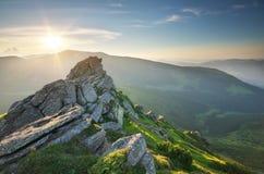 Mountain landscape nature. Stock Photography