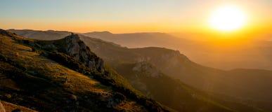 Mountain landscape Crimea Stock Image