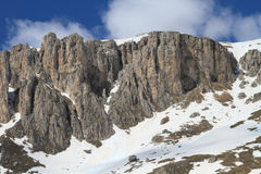 Mountain landscape at Dolomites Stock Photography