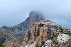Mountain landscape - Dolomites, Italy Stock Image