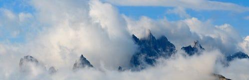 Mountain landscape - Dolomites, Italy Royalty Free Stock Photography