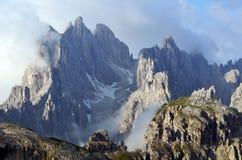 Mountain landscape - Dolomites, Italy. Spectacular mountain landscape - Dolomites, Italy Stock Photos
