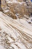 Mountain Landscape, Dolomites, Italy royalty free stock images