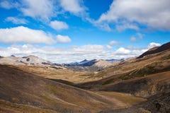 Mountain landscape in Dolpo region, Nepal Stock Photo