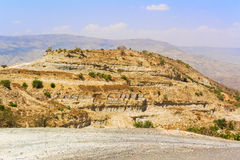 Mountain landscape in Ethiopia Stock Photography