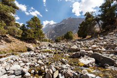 Mountain landscape. Royalty Free Stock Image
