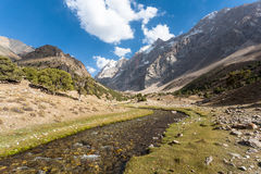 Mountain landscape. Royalty Free Stock Images