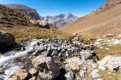 Mountain landscape. Stock Photos