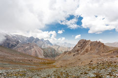 Mountain landscape. Royalty Free Stock Image