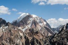 Mountain landscape. Royalty Free Stock Photos