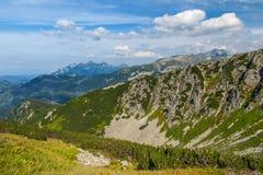 Mountain landscape. High Tatras, Poland. Stock Photos