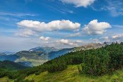 Mountain landscape. High Tatras, Poland. Royalty Free Stock Photo