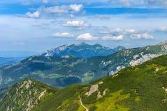 Mountain landscape. High Tatras, Poland. Stock Photography