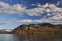 Mountain landscape, Iceland Stock Image