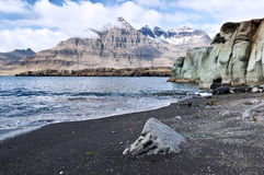 Mountain landscape, Iceland Royalty Free Stock Photo