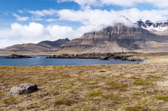 Mountain landscape, Iceland Stock Photography