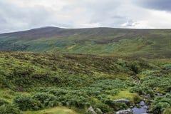 Mountain landscape in Ireland Royalty Free Stock Image