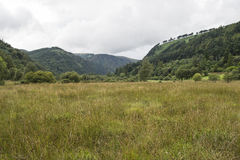 Mountain landscape in Ireland Stock Photography