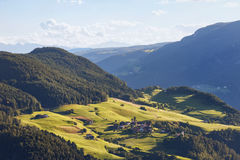 Mountain landscape, Italy Stock Images