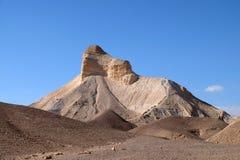 Mountain landscape in Judea Desert. Stock Photography