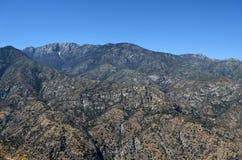 Mountain landscape in Kings Canyon National Park, CA, USA Stock Photos