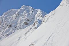 Mountain landscape of Krasnaya Polyana (Sochi) Stock Photography