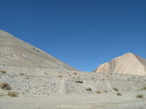 Mountain landscape in Ladakh-3 Royalty Free Stock Photo