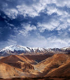 Mountain landscape in Ladakh, India Stock Photo