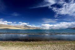 Mountain landscape with lake. Himalayas Stock Photos