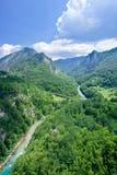 Mountain landscape, Montenegro Royalty Free Stock Photos