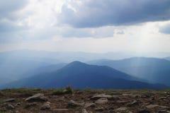 Mountain landscape. Stock Photography