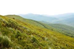 Mountain landscape nature background Poland Royalty Free Stock Photo