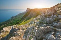 Mountain landscape nature. Stock Photos