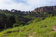 Mountain landscape Royalty Free Stock Image