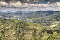 Mountain landscape. Near the village of Samaipata, Bolivia Royalty Free Stock Photos