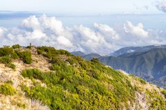 Free Mountain Landscape On Madeira, Portugal Royalty Free Stock Photos - 111802278