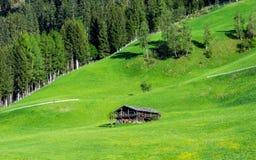Mountain landscape. Ridanna Valley, South Tyrol, Trentino Alto Adige, Italy. Mountain landscape. Ridanna Valley, South Tyrol, Trentino Alto Adige, northern italy stock photos