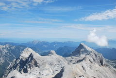 Mountain landscape  in Slovenia Stock Images