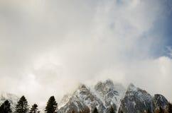 Mountain landscape Stock Photos