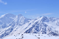Mountain landscape. Sport and ski stock images