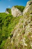 Mountain landscape on springtime Royalty Free Stock Photos