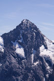 Mountain Landscape. In the Swiss Alps. View from Mt. Schilthorn Stock Photos