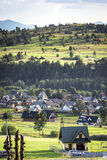 Mountain landscape, Tatra in Poland Stock Photography