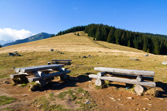 Mountain landscape, Tatry Stock Image