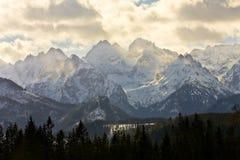 Free Mountain Landscape, Tatry, Poland Stock Photos - 30837483