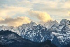 Mountain landscape, Tatry, Poland. Autumn mountain landscape, Tatry, Poland stock image