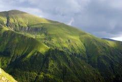 Free Mountain Landscape: Threat Of Rain Stock Image - 15374751